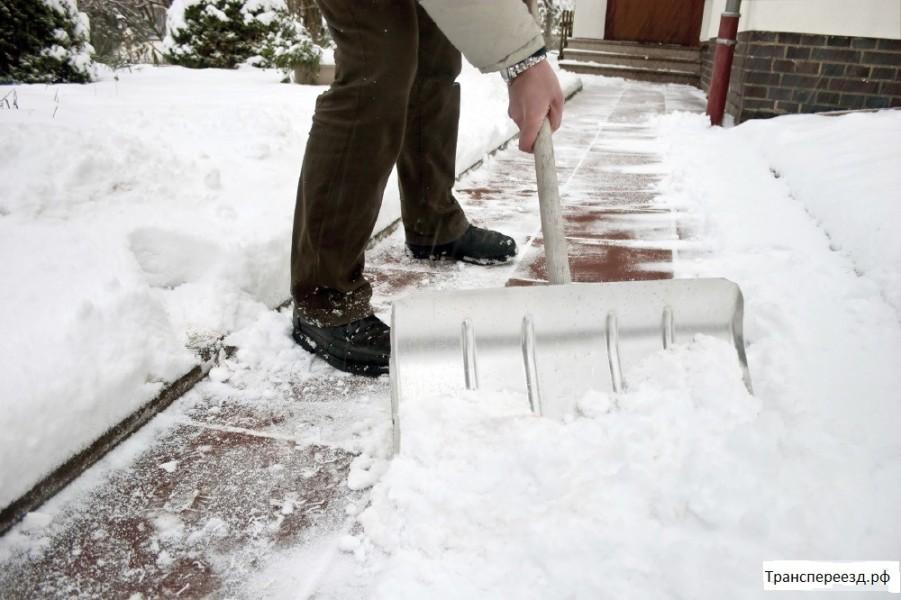 уборка снега ярославль