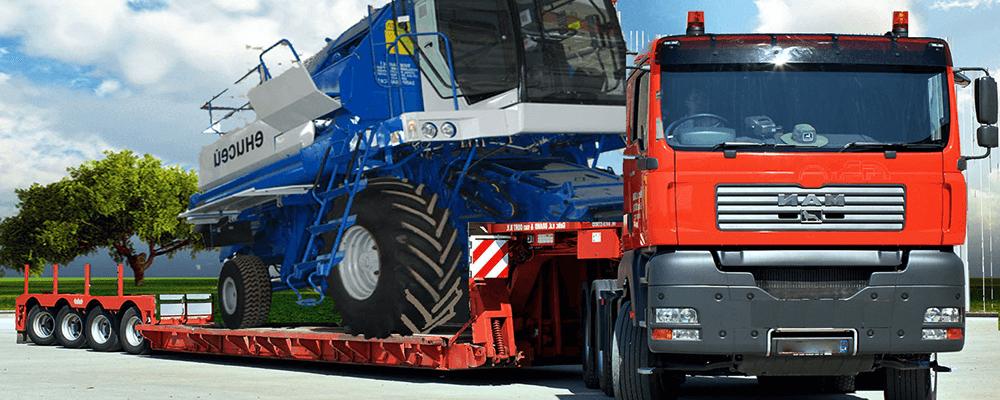 перевозка негабаритных грузов Ярославль